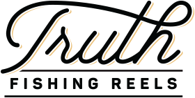 Truth Reels' goal is to create reels that are among the lightest, strongest, and most competitively priced in the industry and carries a lifetime warranty.