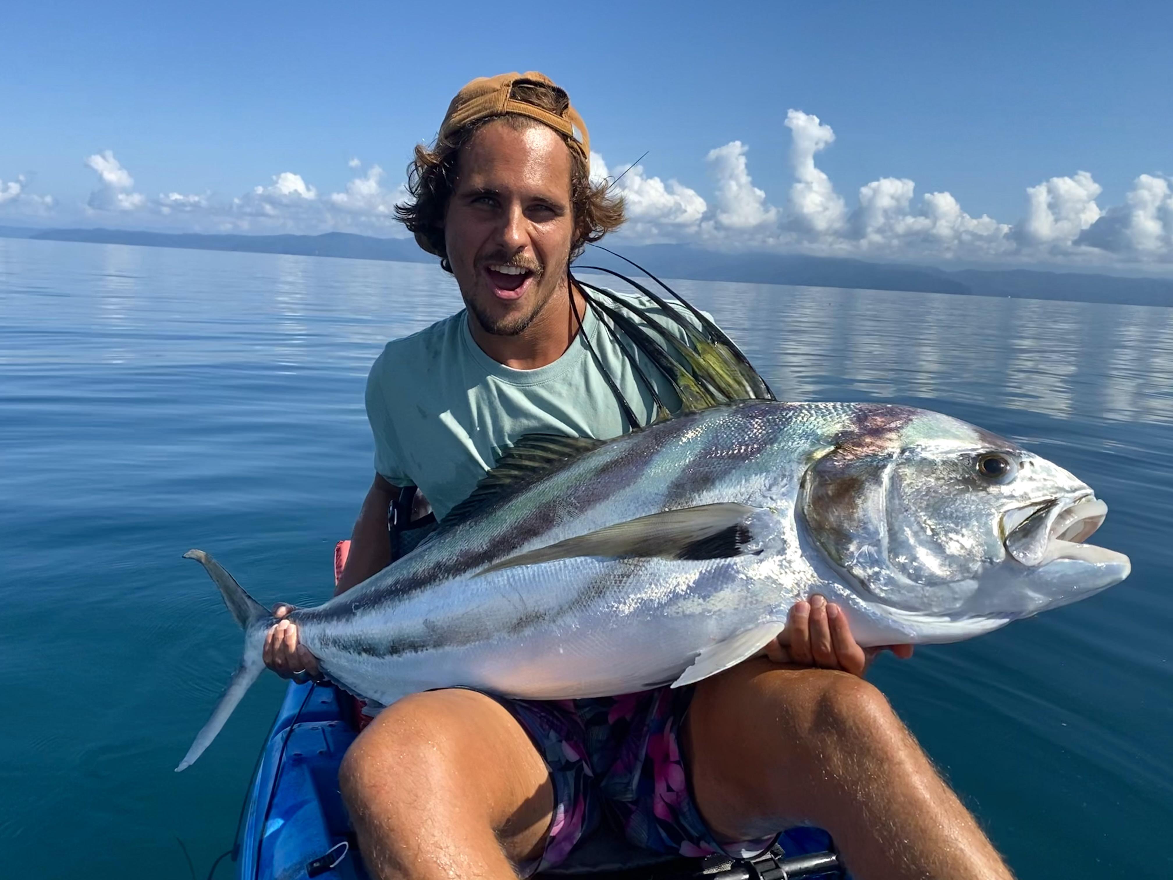Nic Von Rump Fishing Osa Peninsula